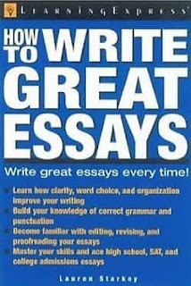 How to write great essays book pdf by Lauren Starkey