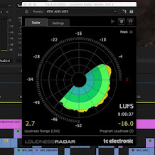 Cara Mengukur Kenyaringan Audio Di Premiere Pro Menggunakan Loudness Radar