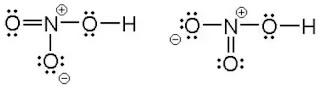Pengertian, Struktur, Sifat Fisika dan Kimia, Pembuatan, Kegunaan dan Bahaya Asam Nitrat (HNO3)