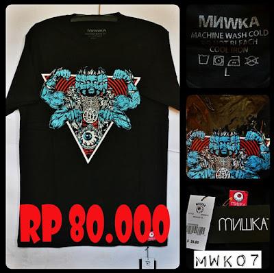 Kaos Distro Surfing Skate MNWKA Premium Kode MWK07