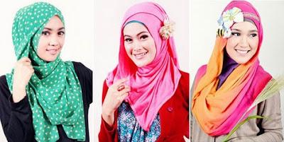 model hijab simpel terbaru