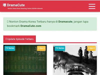 Video Drama Korea Update (Upload) Tercepat, ini dia Situsnya