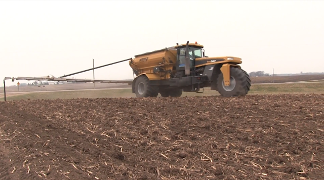 build-and-maintain crop nutrient management fertilizer minnesota