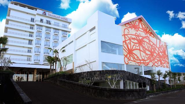 mercure bahalap hotel palangkaraya