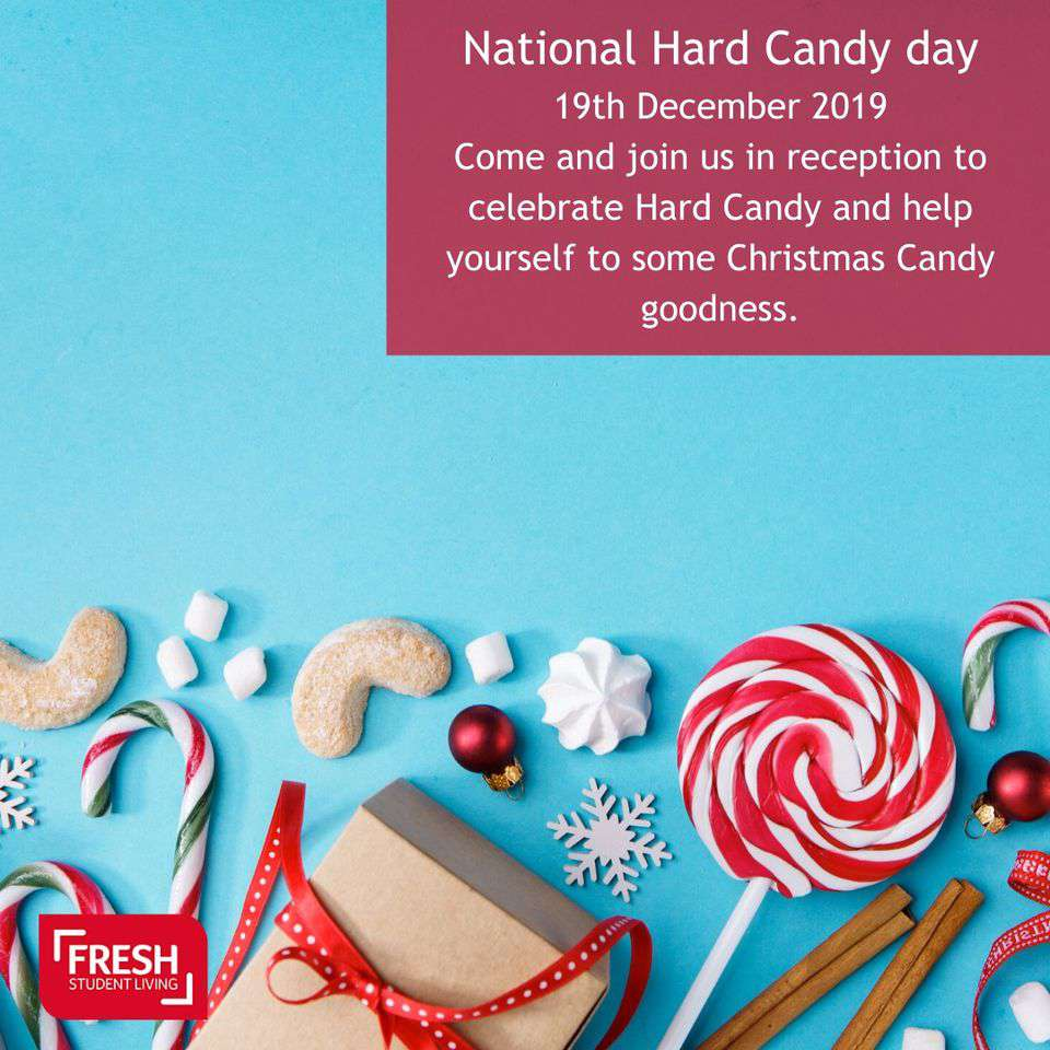 National Hard Candy Day Wishes Beautiful Image