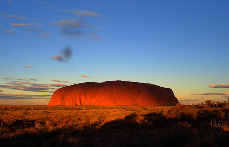 19. Ayers Rock, Australia - 20 of The Best Places To Watch The Sunset