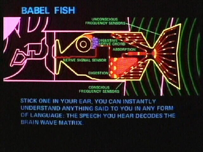 In-Ear Device That Translates Foreign Languages In Real Time - The device is said to translate speech like the Babelfish in The Hitchhiker's Guide to the Galaxy