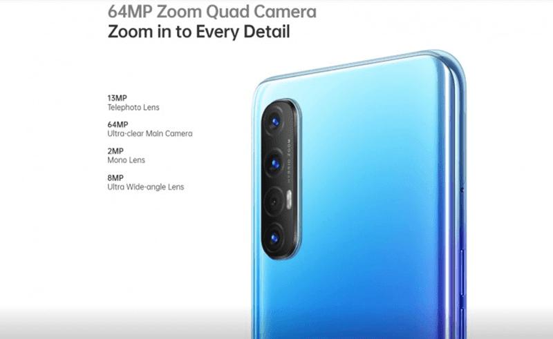 64MP Zoom Quad Cam