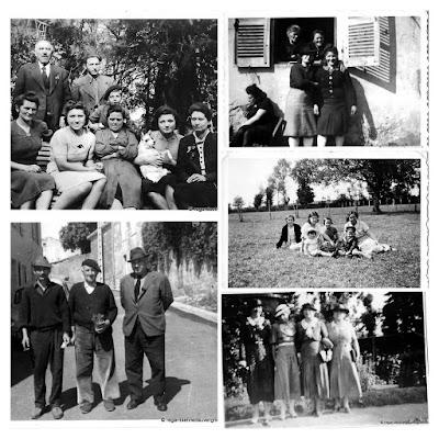 album photos anciennes : groupes