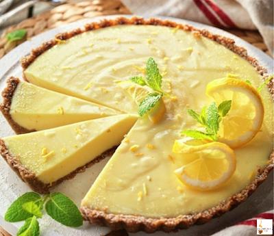 تارت الليمون