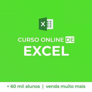 Curso Curso Online de Excel