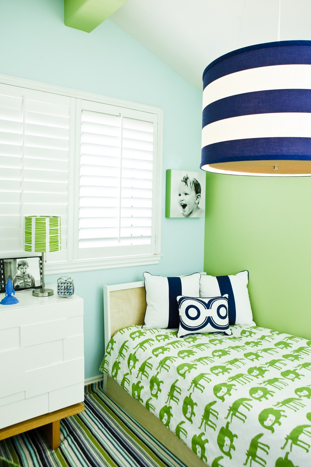 Boys Room: Nursery Notations: Eli's Big Boy Room By Andrika King Design