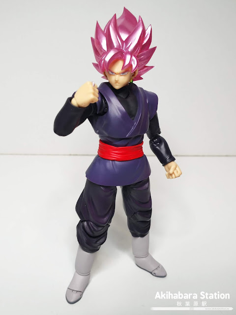 S.H.Figuarts Goku Black -Event Exclusive Color Edition- / Tamashii Nations.