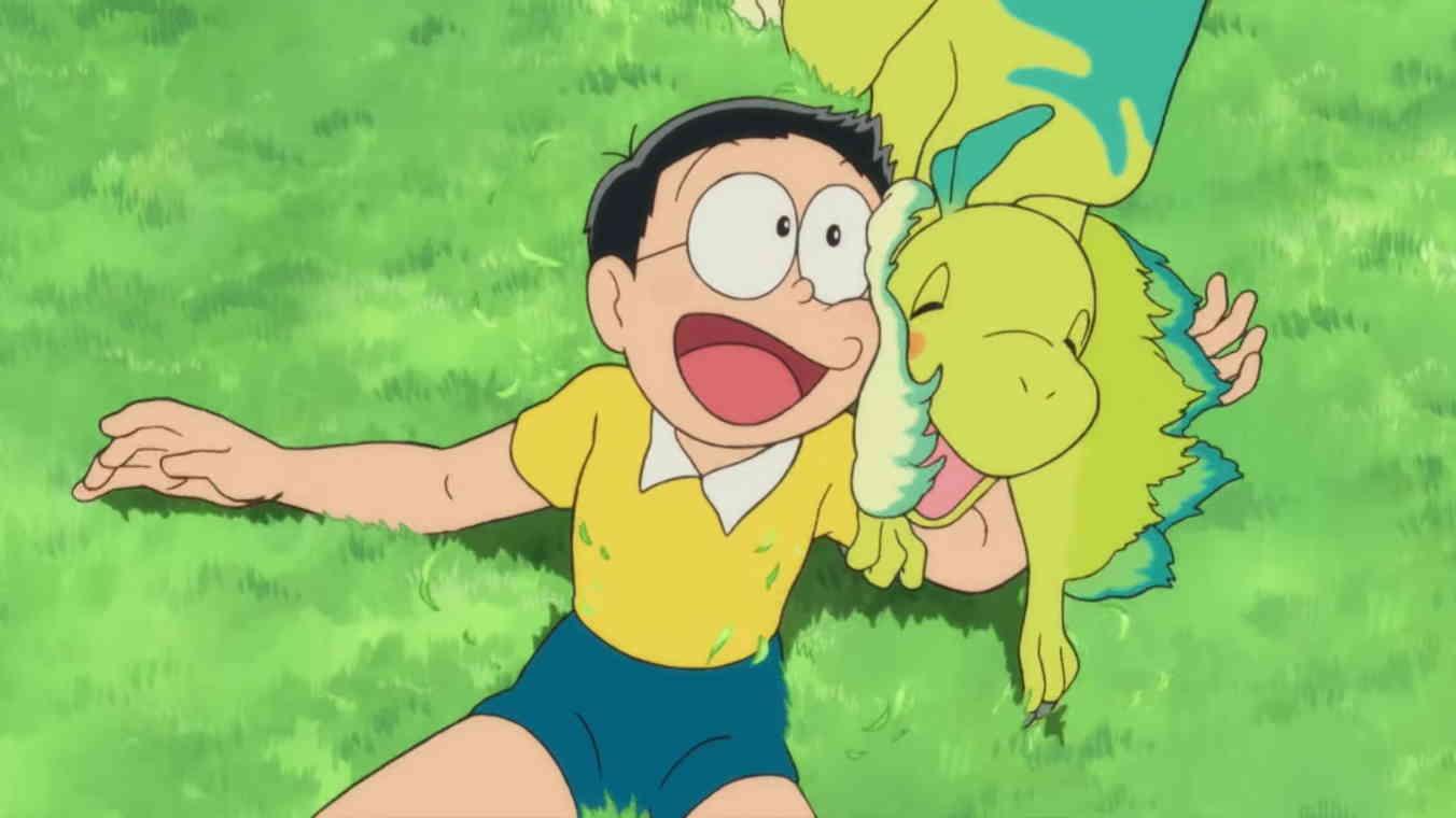"Trailer Film Doraemon 2020. Theme Song Mr.Childre ""Birthday"""