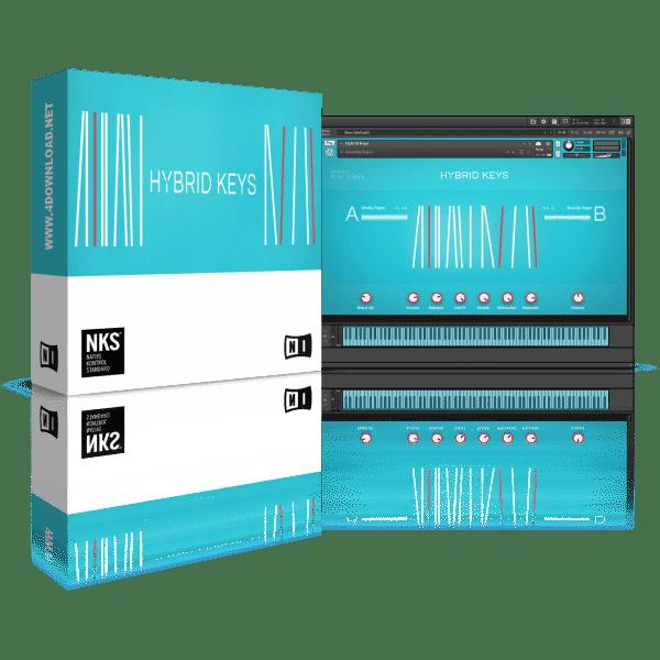 Native Instruments Hybrid Keys KONTAKT Library » 4DOWNLOAD