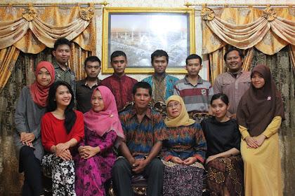 Keluarga KKN Angkatan Ke 83 Universitas Sriwijaya Desa Tanjung Agung