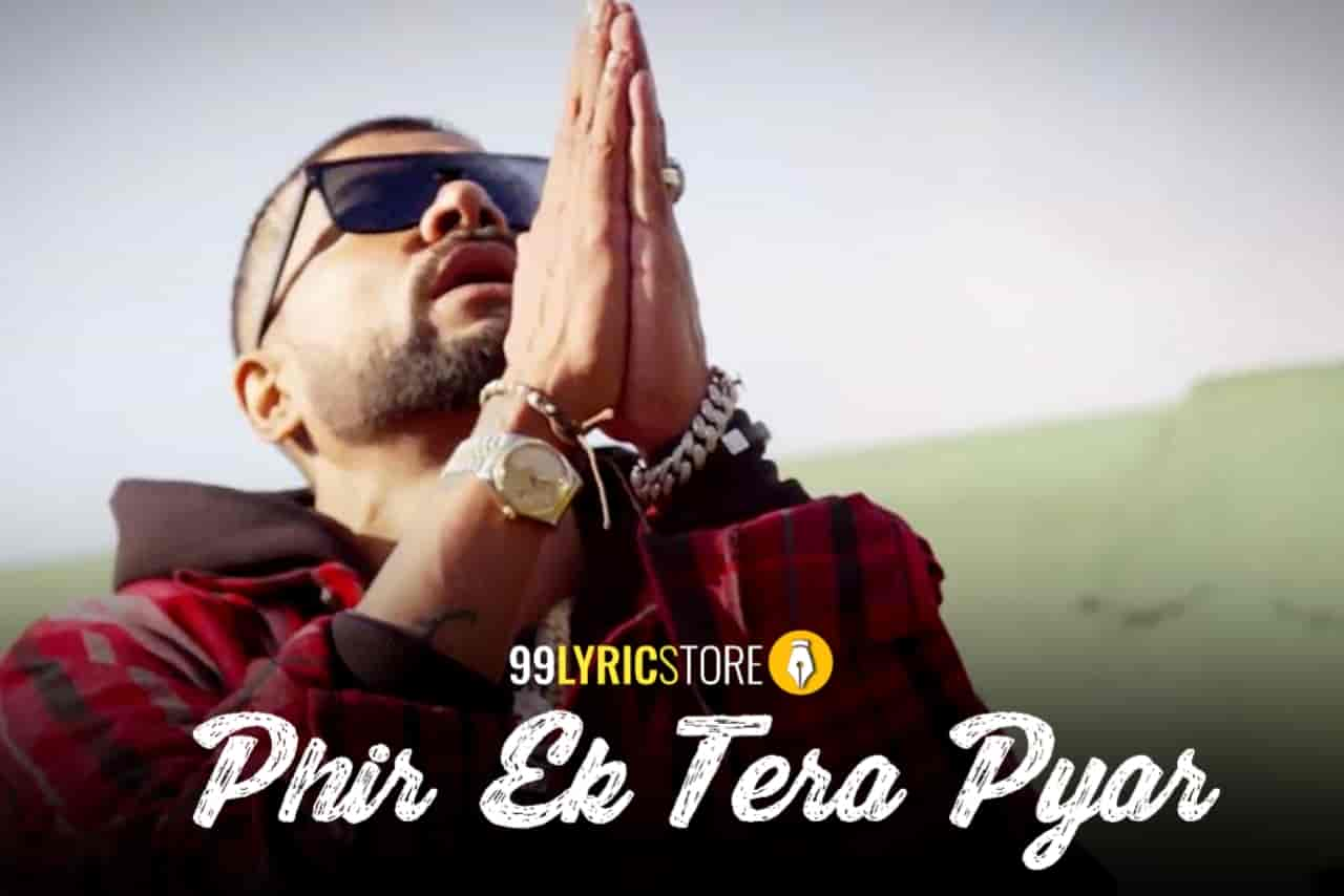 Phir Ek Tera Pyar Song Image By Bohemia Ft. Devika