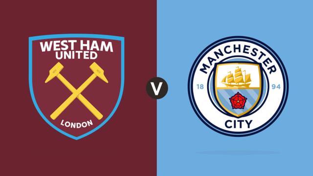 بث مباشر مباراة مانشستر سيتي ووست هام يونايتد