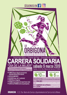 Carrera Popular La Orbigona
