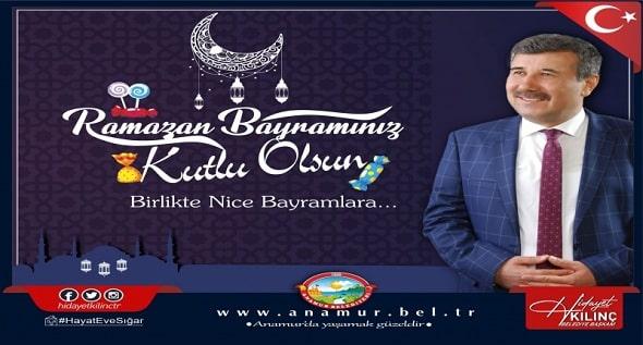 2020 Ramazan Bayramı Mesajları., Anamur Haber,
