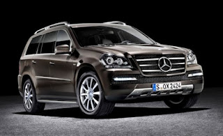 Mercedes Benz GL Class Grand edition