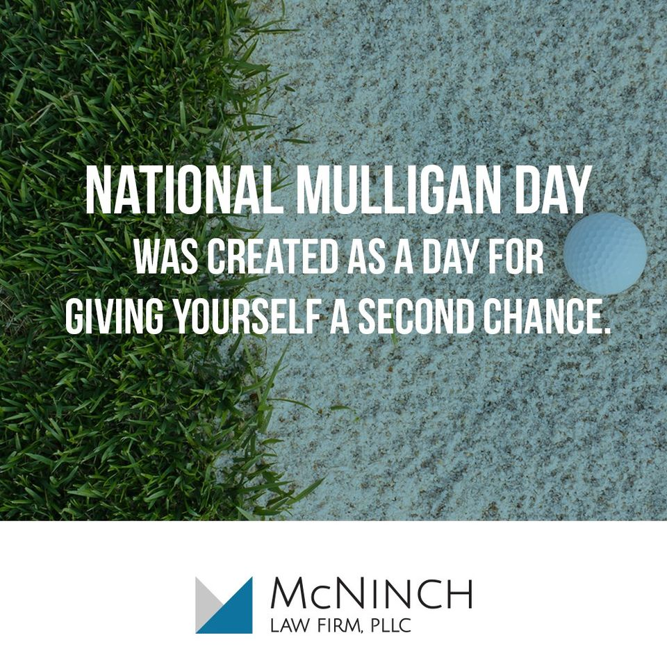 National Mulligan Day Wishes Unique Image