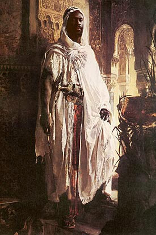 moorish chief