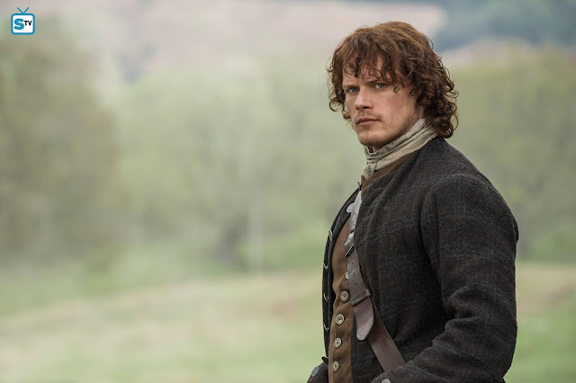 Performers Of The Month - July Winner: Outstanding Actor - Sam Heughan