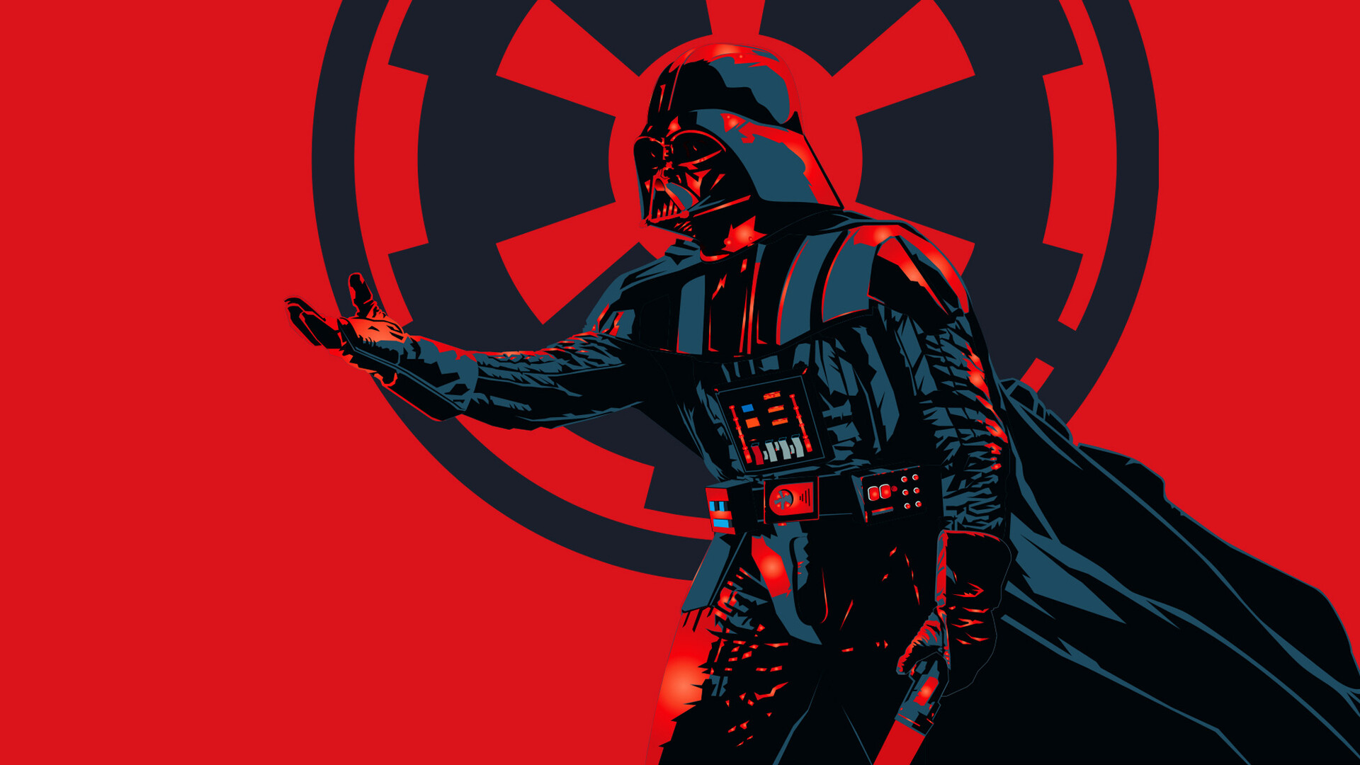 Desktop Wallpaper Darth Vader Heroscreen Cool Wallpapers