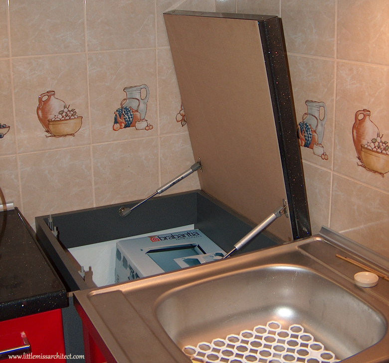 schowki w kuchni, funkcjonalna kuchnia, nowoczesne rozwiązania do kuchni