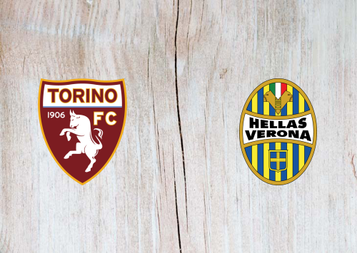 Torino vs Hellas Verona -Highlights 22 July 2020