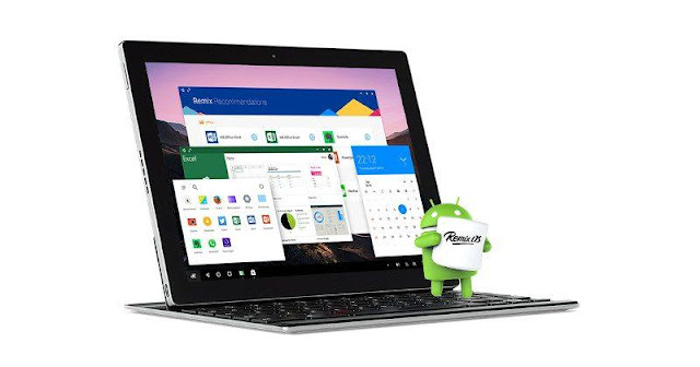 Install Android [6.0] Marshmallow Update on Nexus 9 (Remix OS)