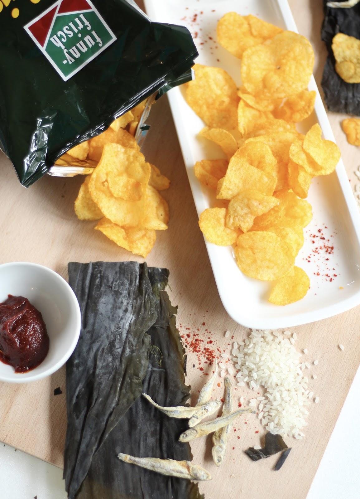 Tteokbokki Chips! Meine brandneue Chips-Sorte für die funny-frisch Chips-Wahl 2018