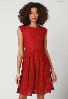 Vestidos Rojos Cortos