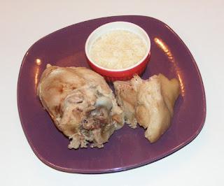 rasol cu hrean, retete de mancare, mancaruri cu carne, retete culinare, rasol de porc cu sos de hrean,
