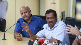kejriwal-sisodia-will-not-be-with-melonia