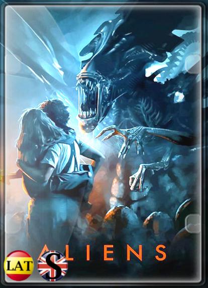 Aliens: El Regreso (1986) HD 1080P LATINO/INGLES
