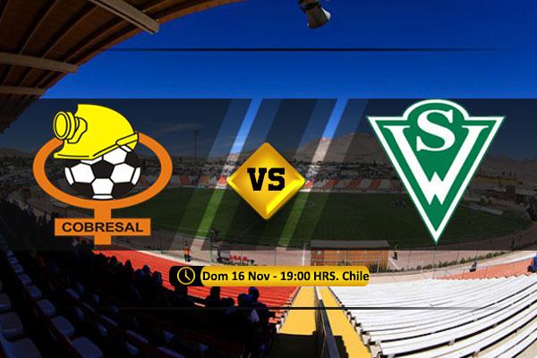 PREVIA: Cobresal vs Santiago Wanderers