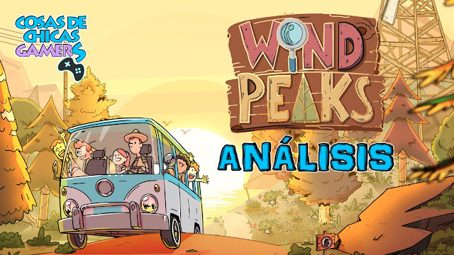 Wind Peaks analisis en nintendo switch