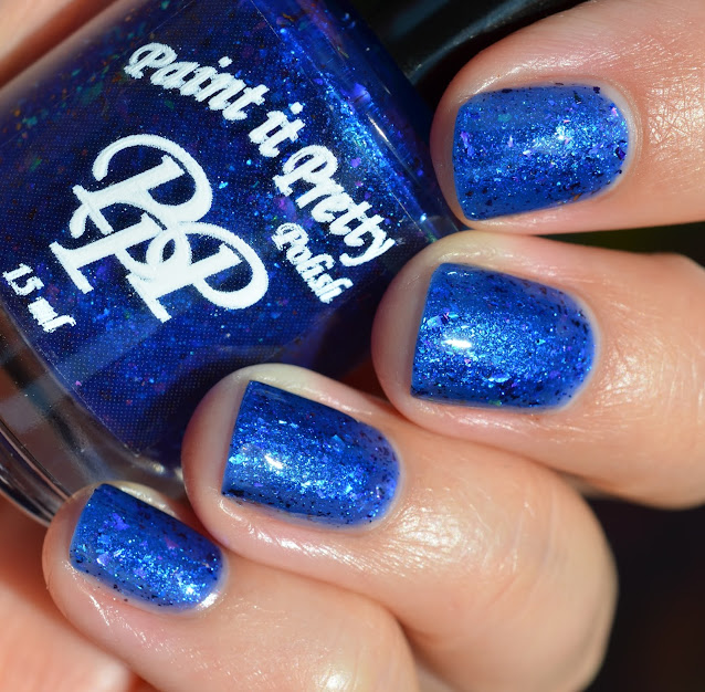 Paint It Pretty Polish Royal Sapphire nail polish