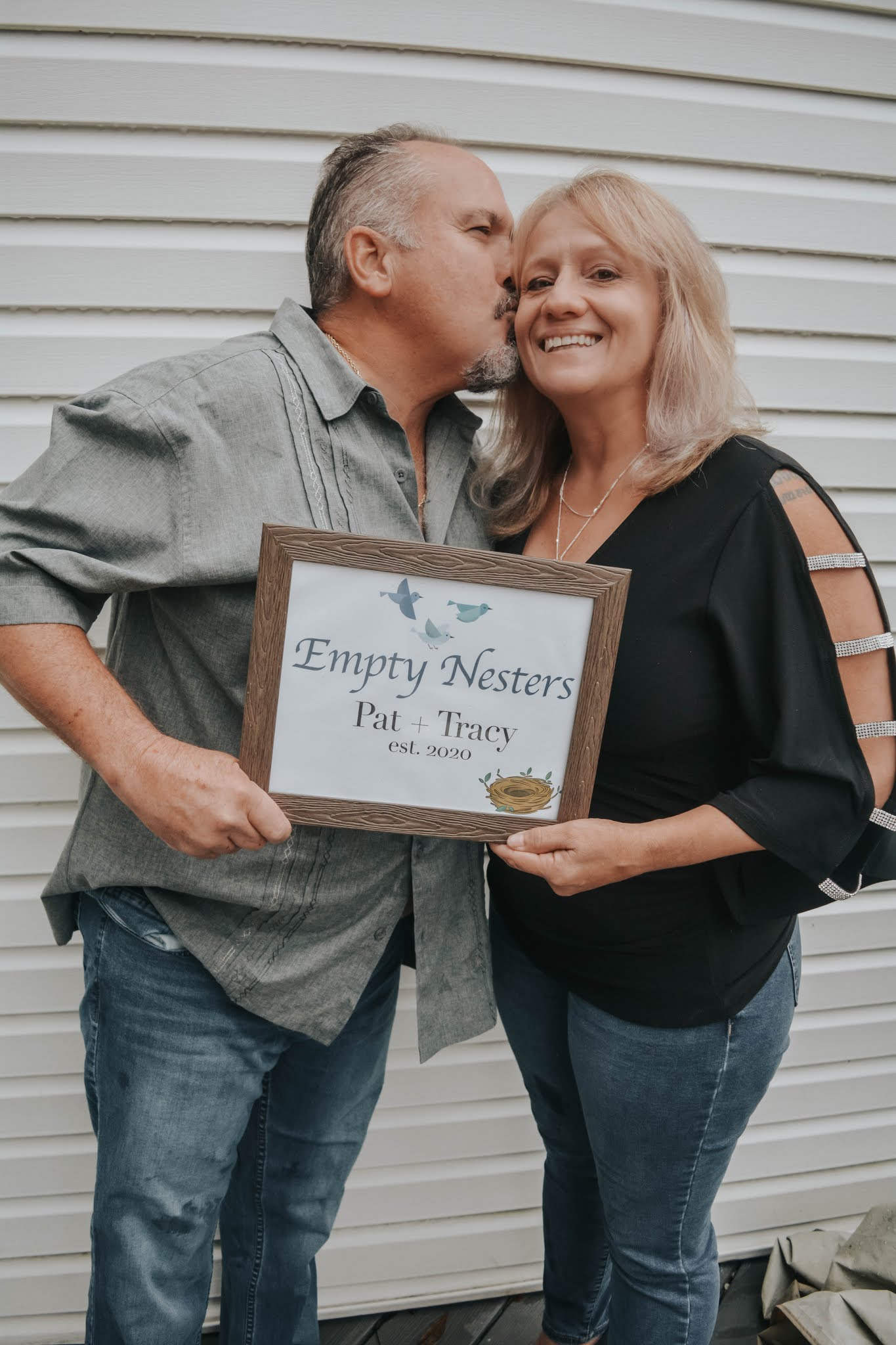 Empty Nesters Photo Shoot For My Parents