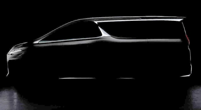 The all-new Lexus LS 2020 - the first luxury minivan from the Japanese company