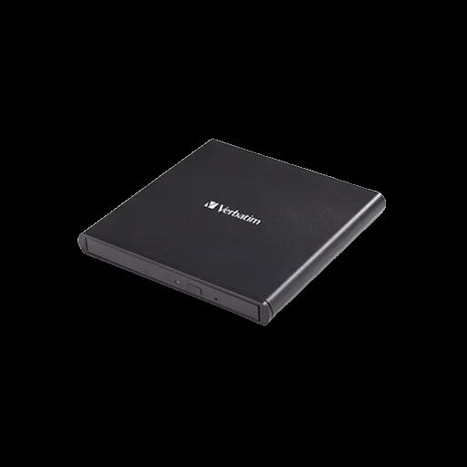 External Slimline CD/DVD Writer Verbatim 98938