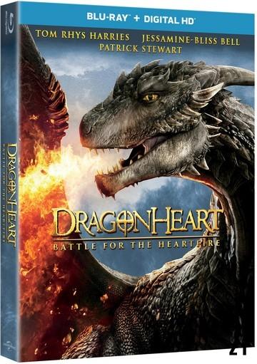 Coeur De Dragon 4 : coeur, dragon, CINEROCK07, Ciné, Roland:, DRAGONHEART/COEUR, DRAGON, BATAILLE, COEUR, SYVERSEN, (USA-2017)