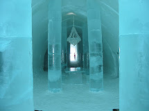 Mysansar Ice Hotel In Sweden City