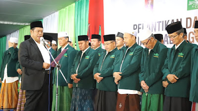 PCNU Kabupaten Purworejo Resmi Dilantik Masa Khidmad 2019 - 2024