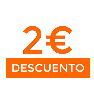 2€ de descuento en compras de más de 5€ en AliExpress