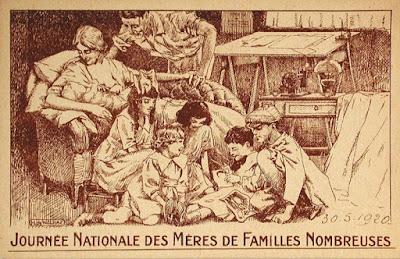 Journée Nationale des Mères de Famille Nombreuse