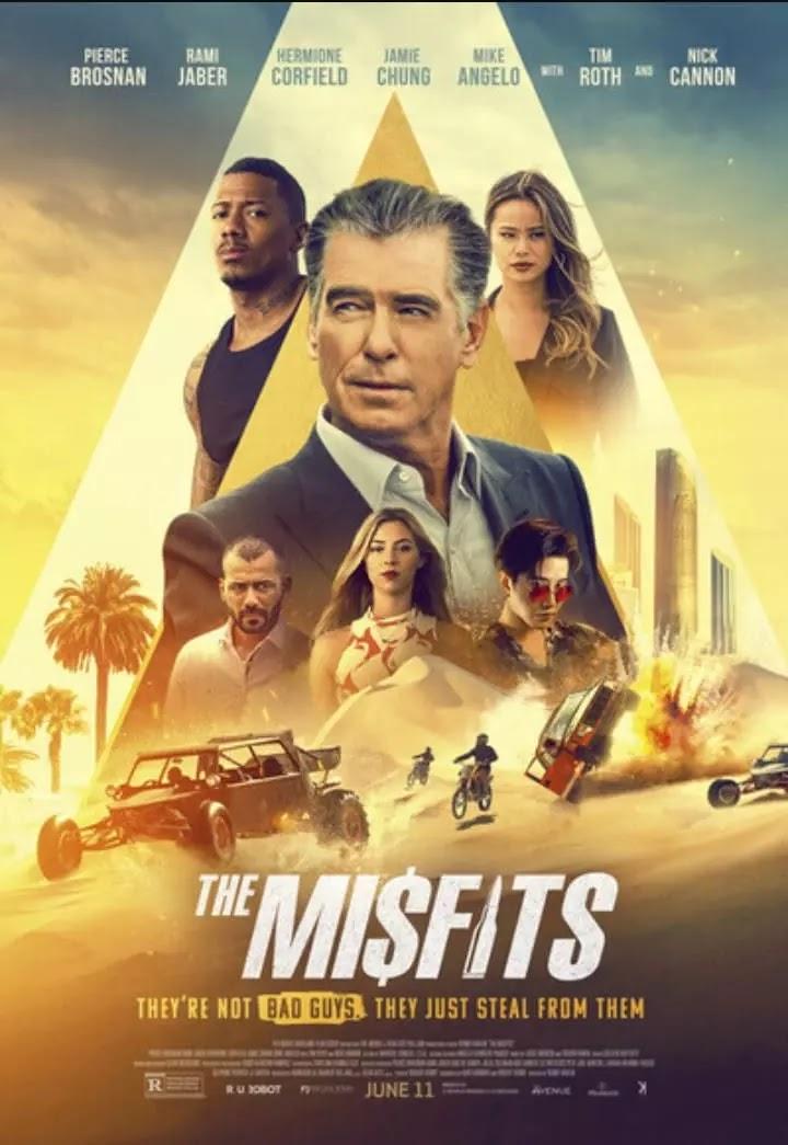Film The Misfits Sinopsis & Review Movie (2021)