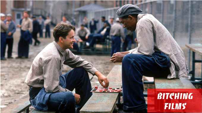The Shawshank Redemption: An extremely underrated classic about life's philosophy.